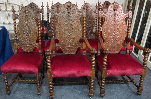 Dining Chairs 02