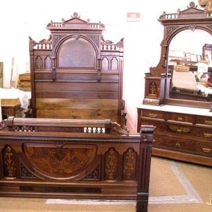 Eastlake Bedroom Set