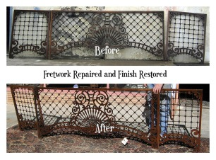 Fretwork Restoration