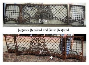 Fretwork Restoration