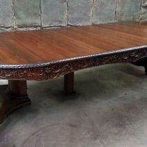Horner Breasted Dining Table