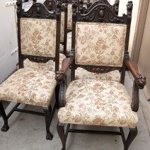 Horner Gryphon Dining Chairs