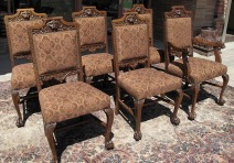 Horner Lion Dining Chairs