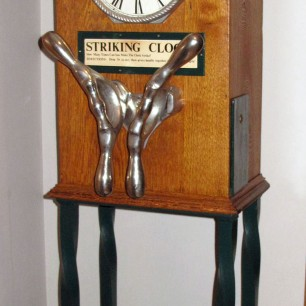 Striking Clock
